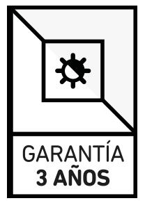 3 años de Garantía en Cortinas Roller Black Out, cortinas roller Screen, Toldos y Paneles Orientales.