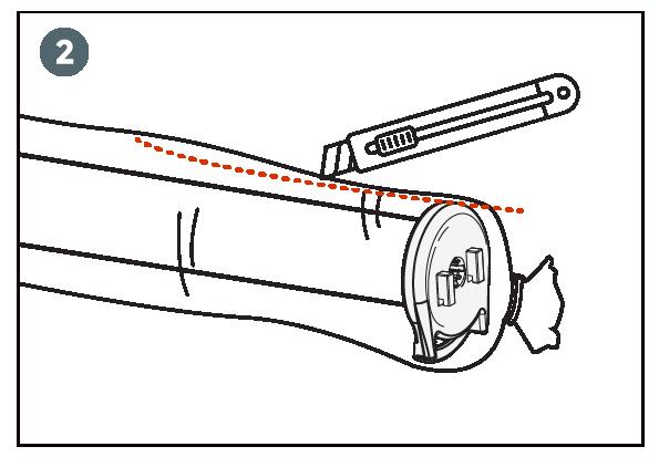 instalacion cortinas roller paso 2