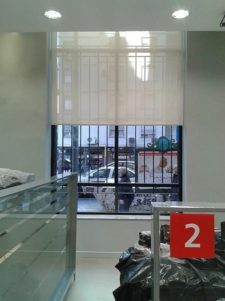Roller Screen 5% Banco Río