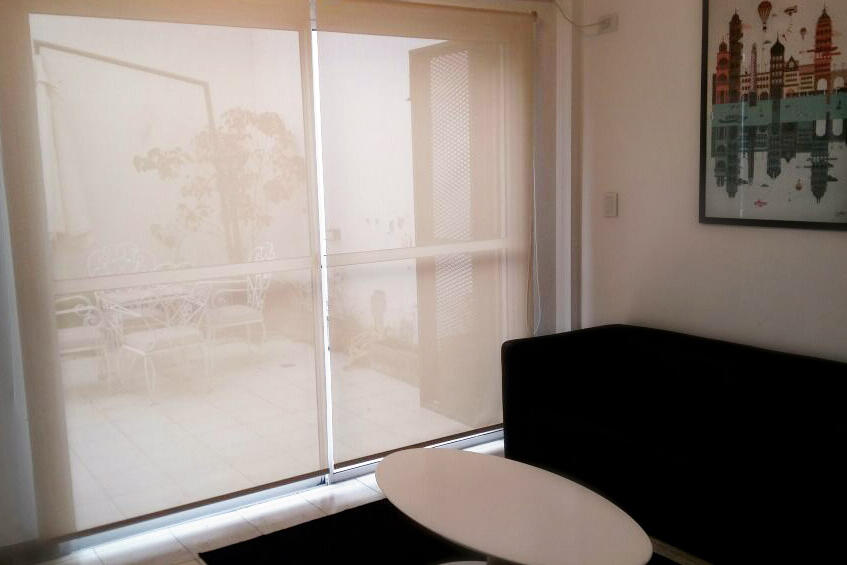 Villa Devoto - Proyecto con Cortinas Sun Screen 5%