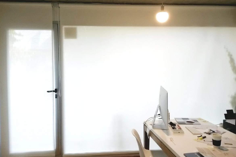 Proyecto para Oficinas en Palermo - Cortina Roller Screen 1%