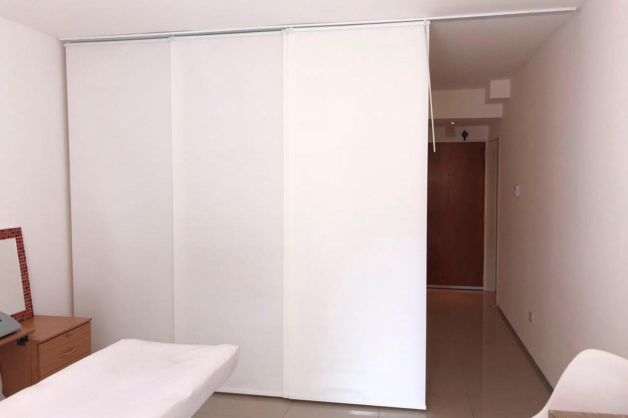 panel oriental sun screen 1% divisor de ambiente