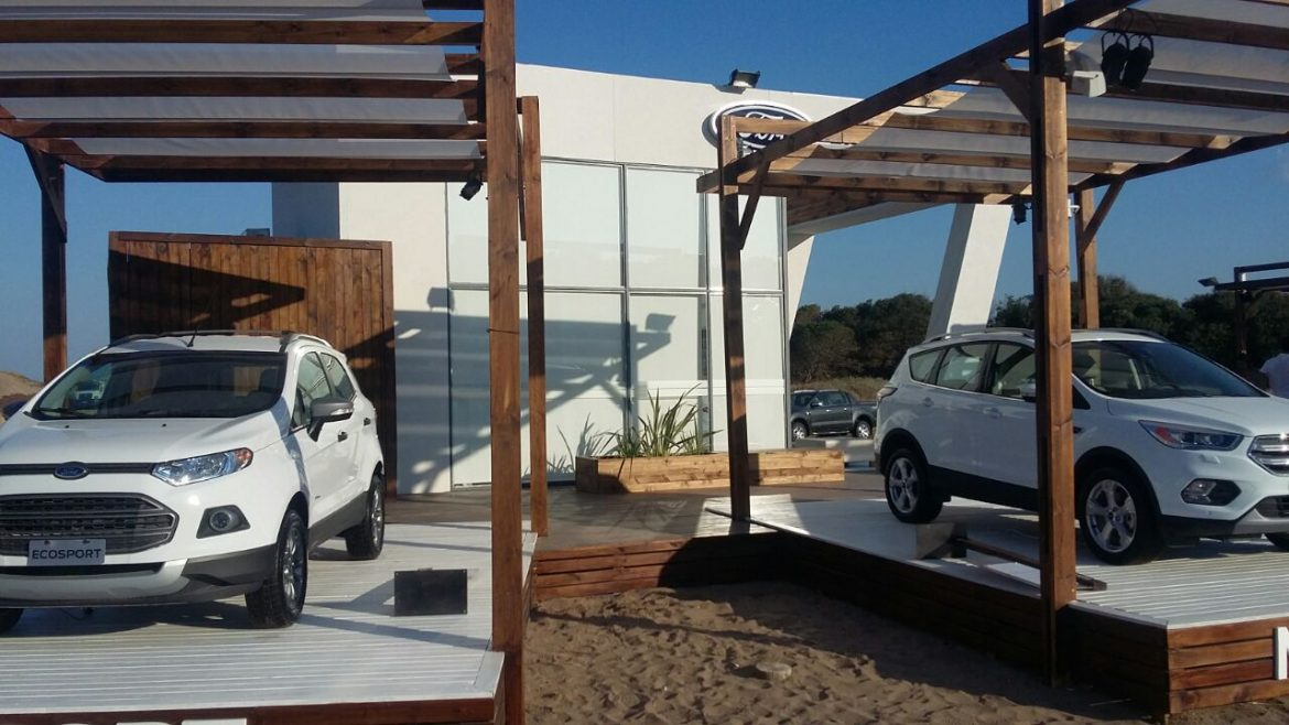 cortinas roller screen stand ford pinamar