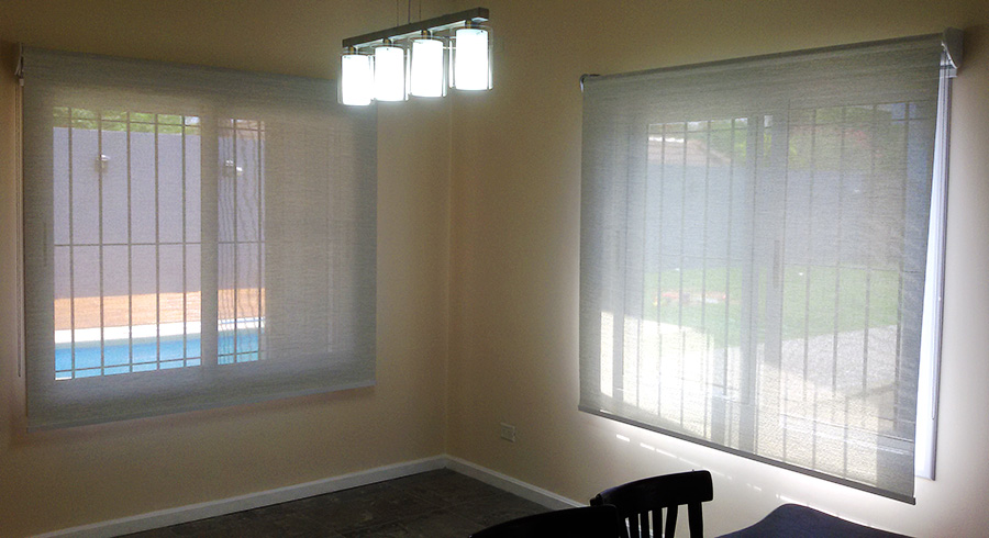 cortina roller screen 14% mermet