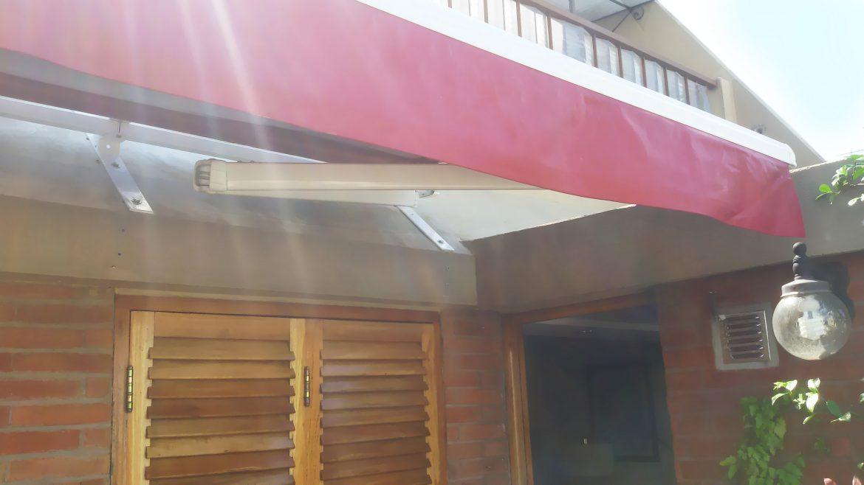 Proyecto Toldo Brazos Invisibles Villa Urquiza - Tejido Plavilón Liso