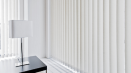 cortina banda vertical