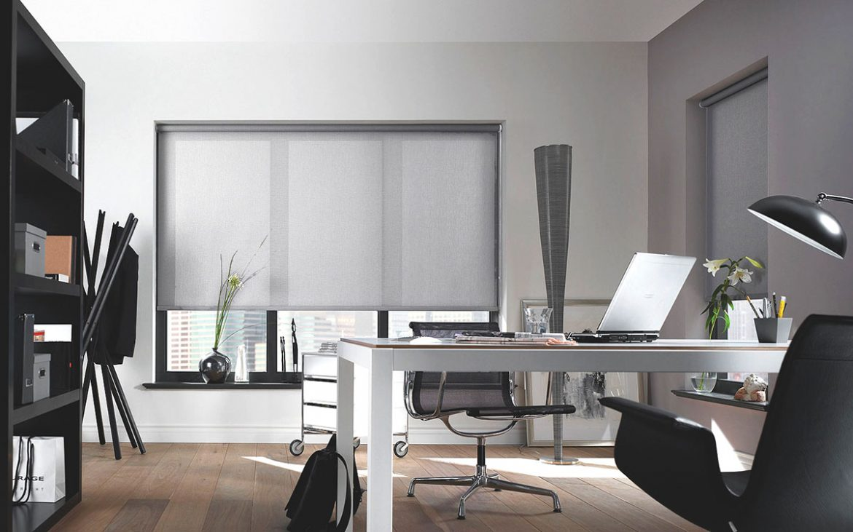 Cortinas para oficinas gallery of tienda de cortinas en - Cortinas de oficina ...