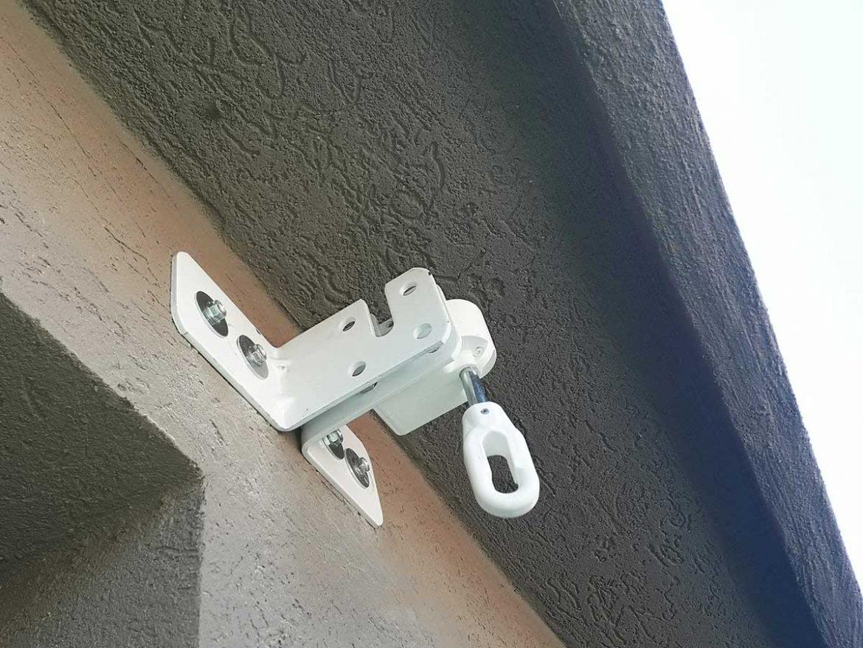 detalle soportes para toldos verticales f brica de