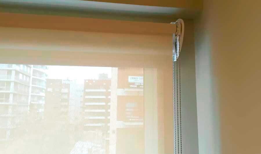 cortina roller doble belgrano detalle