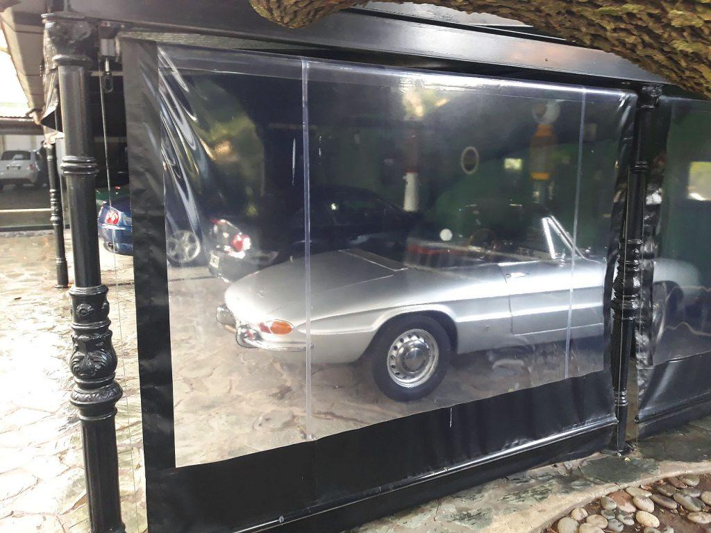 toldo cristal pvc galeria cerramiento