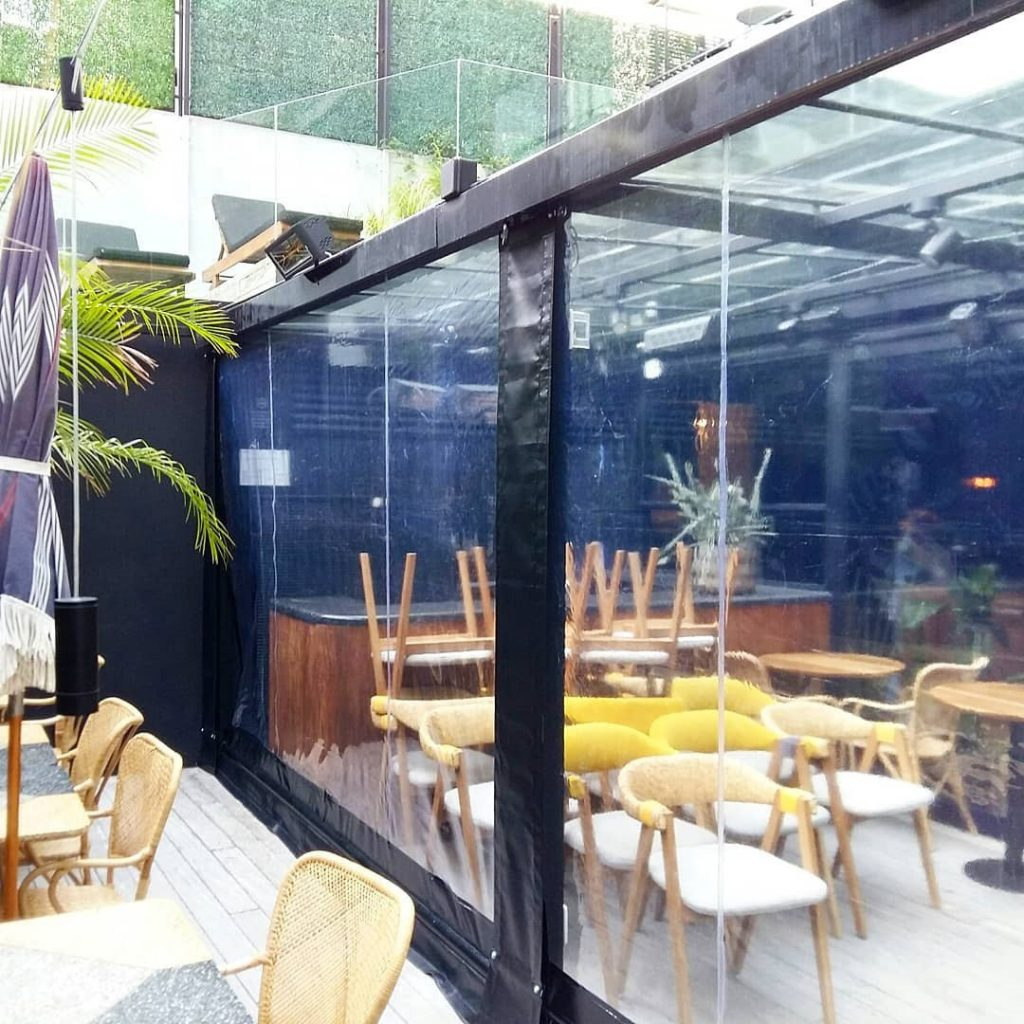 cerramiento resto restaurant-palermo toldo trasparente