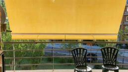 Toldo Balcón en Lona Microperforada Sunworker Dickson